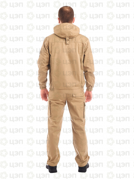 Костюм Байкал куртка, брюки цв. песочный