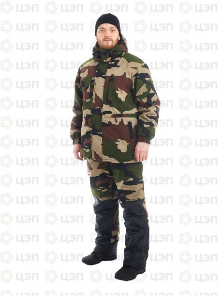 Костюм Барс зимний, п/комб кмф НАТО