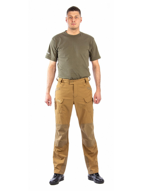 Alligator (Аллигатор) брюки (софт-шелл, койот)