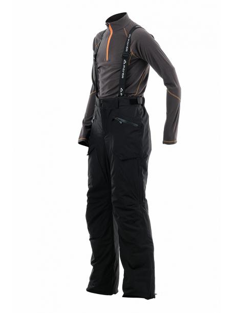 Arctica брюки мужские (таслан, черный)