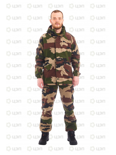 Костюм Горка куртка, брюки КМФ Нато