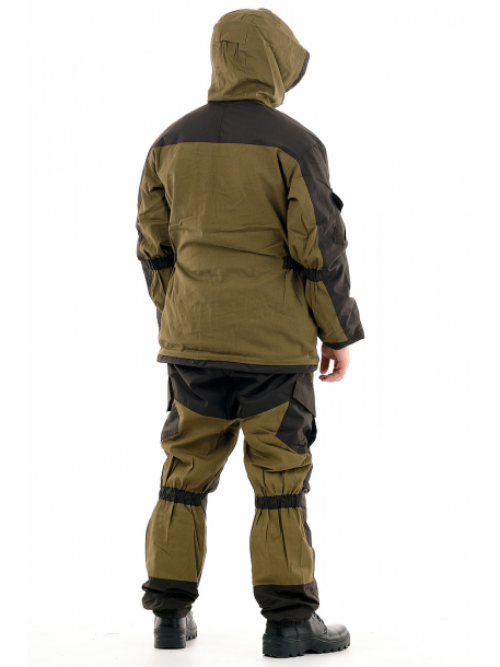 Горка Осень 2017 костюм (палатка, флис)