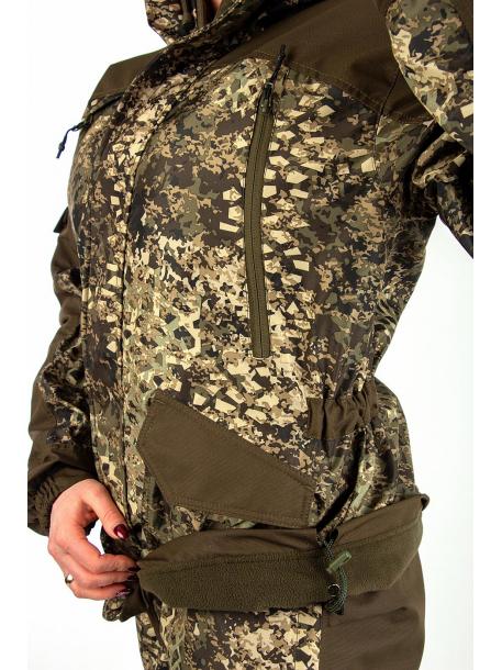 Горка Осень женский костюм (дуплекс, варан)