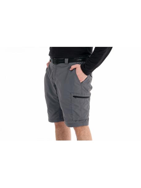 Гудзон брюки (таслан, графит)