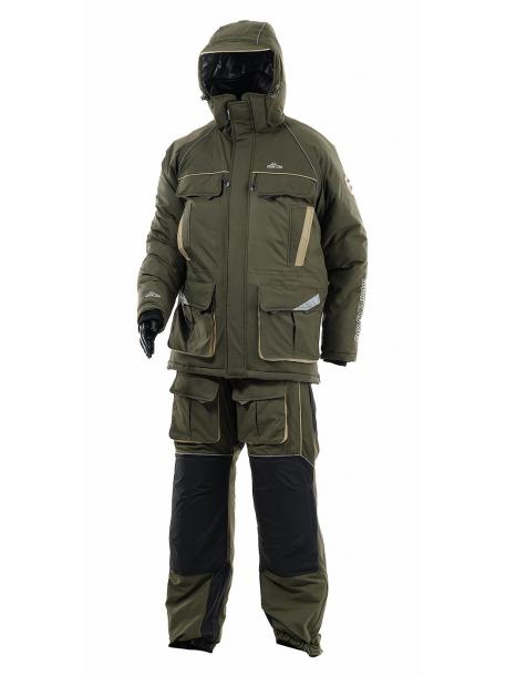 Камчатка 2020 костюм (таслан, хаки)