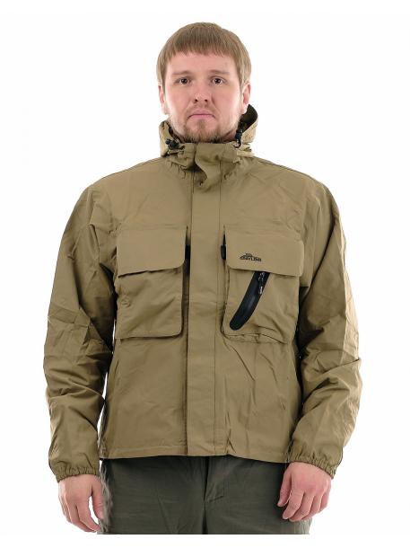 Хатанга куртка (таслан, песок)