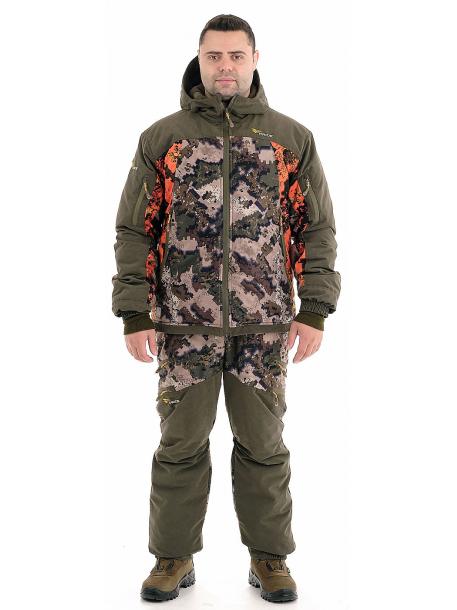 Кобра Осень (сигнальная) (-15) костюм (алова, кобра)