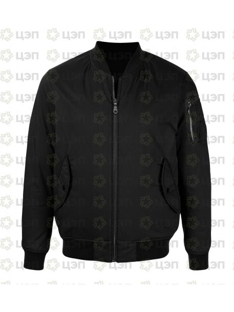 Куртка Пилот, тк. оксфорд черная