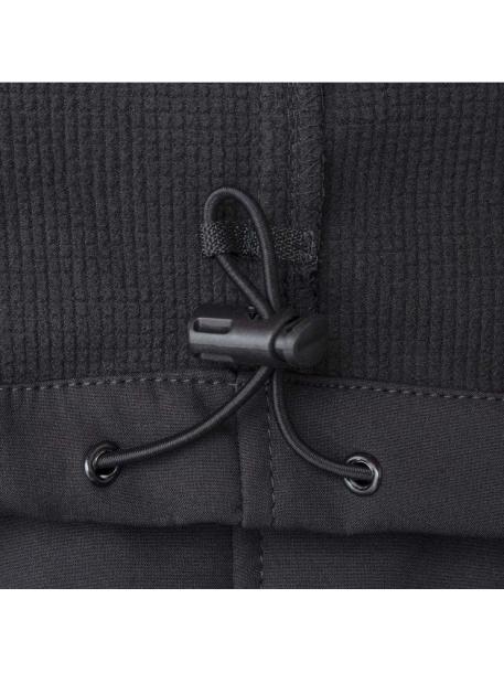Лиман брюки (софт-шелл, черный)
