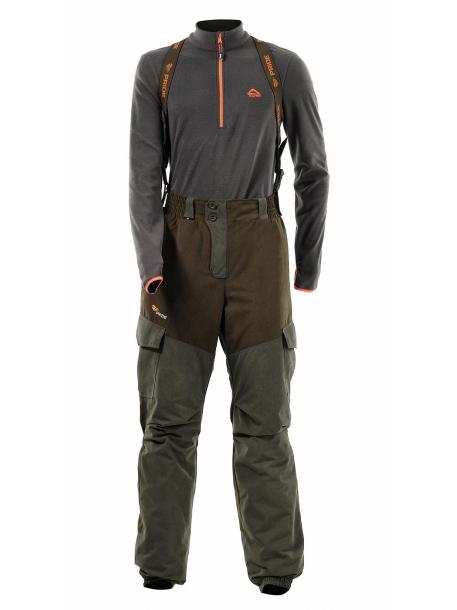 Магнум -15 брюки (исландия, хаки) (бесшумные кнопки)