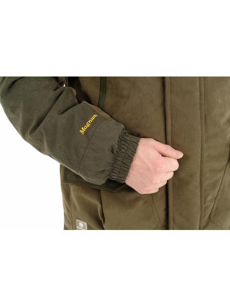 Магнум-15 куртка (исландия, хаки)(бесшумные кнопки)