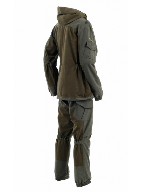 Магнум Осень костюм (исландия, хаки) (бесшумные кнопки)
