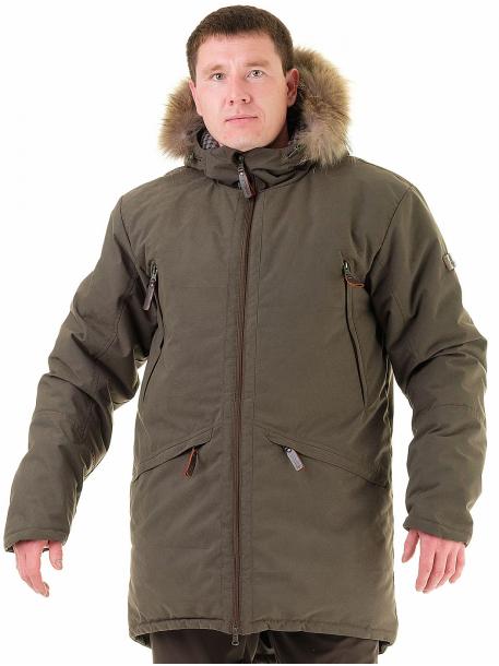 Malamute куртка (исландия, хаки)