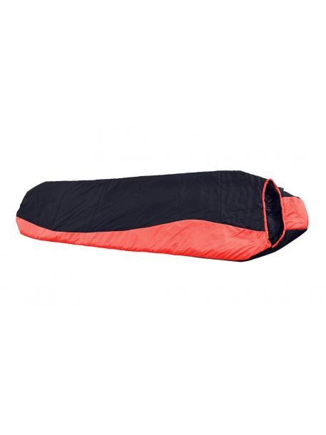 Мешок спальный - кокон Ультра (черно-красный)