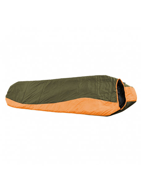 Мешок спальный - кокон Ультра (хаки-оранж)