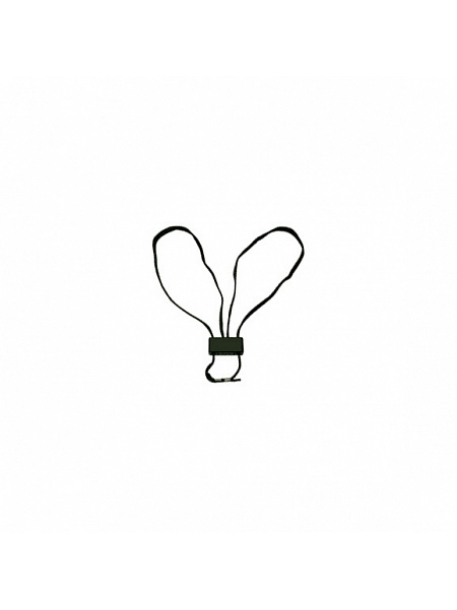 Текстильные наручники-стяжки HT-01-B