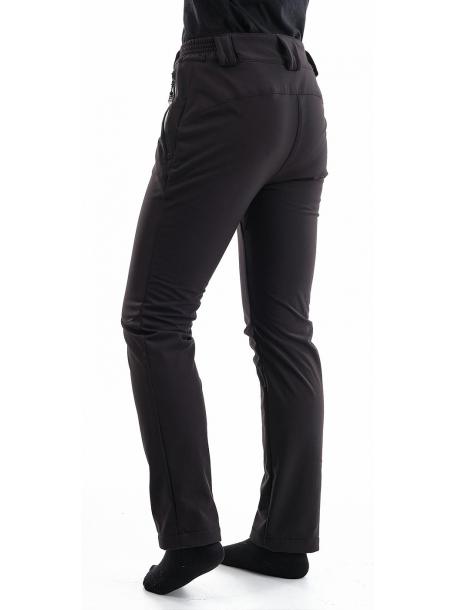 Ritsa (Ритса) брюки женские (софт-шелл, черный)