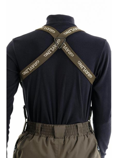 Скат Осень 2020 (-15) костюм (нейлон, хаки)