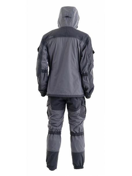 Скат Осень 2021 костюм (таслан, серый)