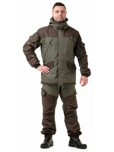 Скат Осень костюм (таслан, олива)