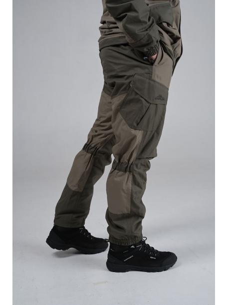 Скат Осень костюм (таслан, т.олива)