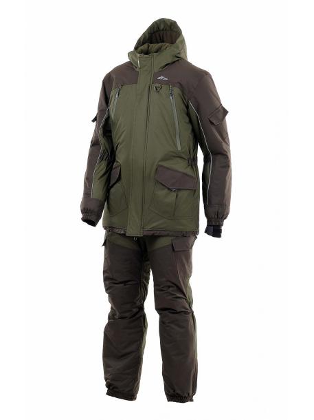 Скат зима 2020 костюм (таслан, хаки)