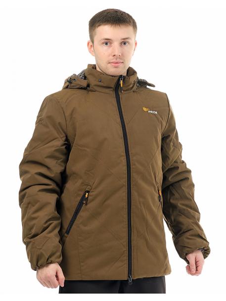 Таганай куртка (граф, коричневый)