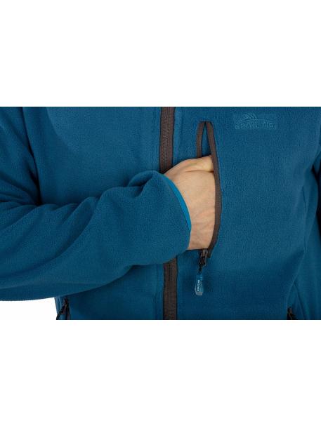 Tundra (Тундра) толстовка мужская (флис, синий)